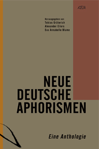 Neue Deutsche Aphorismen